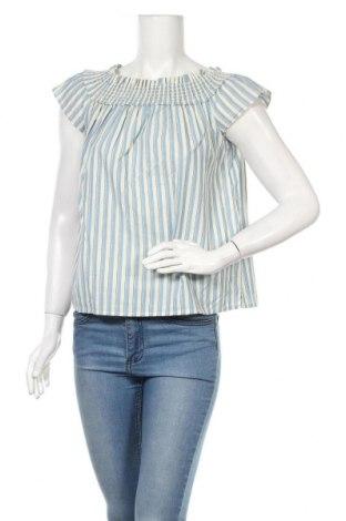 Дамска блуза Scotch & Soda, Размер M, Цвят Многоцветен, Памук, Цена 29,25лв.
