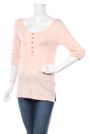 Дамска блуза Sears, Размер M, Цвят Розов, 96% вискоза, 4% еластан, Цена 12,08лв.
