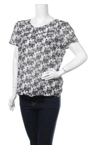 Γυναικεία μπλούζα Simple Wish, Μέγεθος XL, Χρώμα Πολύχρωμο, 55% μετάξι, 45% βαμβάκι, Τιμή 12,15€