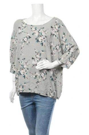 Γυναικεία μπλούζα Soya Concept, Μέγεθος L, Χρώμα Γκρί, Βισκόζη, Τιμή 5,52€
