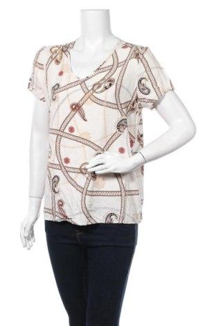 Γυναικεία μπλούζα Soya Concept, Μέγεθος L, Χρώμα Πολύχρωμο, Βισκόζη, Τιμή 3,90€