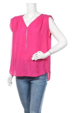 Γυναικεία μπλούζα Suzy Shier, Μέγεθος XL, Χρώμα Ρόζ , Πολυεστέρας, Τιμή 8,28€