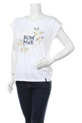 Дамска блуза Tara, Размер L, Цвят Бял, 65% полиестер, 35% вискоза, Цена 16,80лв.