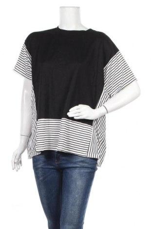 Γυναικεία μπλούζα Temt, Μέγεθος M, Χρώμα Μαύρο, 100% πολυεστέρας, Τιμή 17,11€