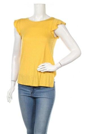 Γυναικεία μπλούζα Tex, Μέγεθος S, Χρώμα Κίτρινο, Βισκόζη, Τιμή 9,35€