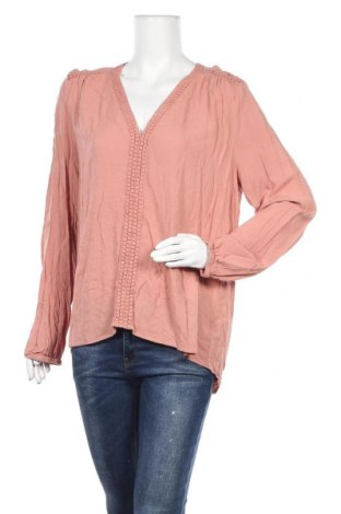 Дамска блуза Tokito, Размер XL, Цвят Розов, 100% вискоза, Цена 8,51лв.
