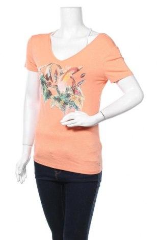 Дамска блуза Tramontana, Размер XS, Цвят Оранжев, 95% вискоза, 5% еластан, Цена 5,51лв.