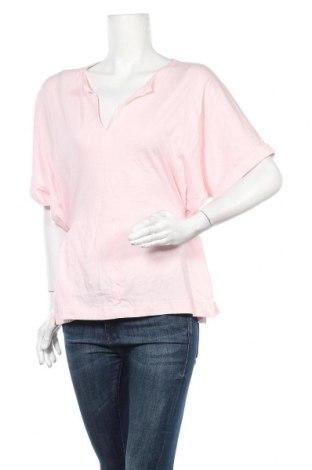 Γυναικεία μπλούζα Trenery, Μέγεθος XXL, Χρώμα Ρόζ , Βαμβάκι, Τιμή 6,62€