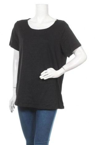 Γυναικεία μπλούζα Up 2 Fashion, Μέγεθος XL, Χρώμα Μαύρο, Βαμβάκι, Τιμή 4,55€