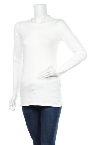 Дамска блуза Up 2 Fashion, Размер S, Цвят Бял, 4% памук, 6% еластан, Цена 14,28лв.