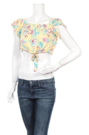 Дамска блуза Urban Heritage, Размер S, Цвят Многоцветен, Вискоза, Цена 12,50лв.
