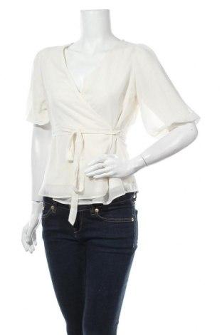 Bluză de femei Vero Moda, Mărime XS, Culoare Ecru, Poliester, Preț 34,54 Lei