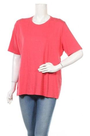 Дамска блуза Via Appia, Размер XXL, Цвят Розов, Памук, Цена 15,17лв.