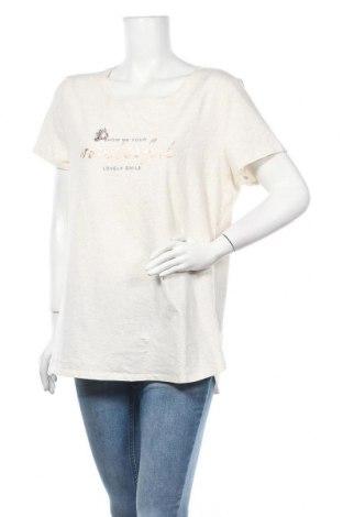 Γυναικεία μπλούζα Viventy by Bernd Berger, Μέγεθος L, Χρώμα  Μπέζ, Τιμή 7,79€