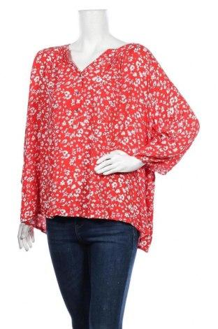 Γυναικεία μπλούζα Vrs Woman, Μέγεθος 3XL, Χρώμα Κόκκινο, 100% βισκόζη, Τιμή 12,34€