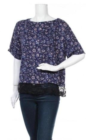 Γυναικεία μπλούζα Vrs Woman, Μέγεθος L, Χρώμα Μπλέ, Βισκόζη, Τιμή 7,18€