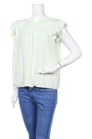 Γυναικεία μπλούζα Vrs Woman, Μέγεθος XL, Χρώμα Πράσινο, Βισκόζη, Τιμή 4,09€