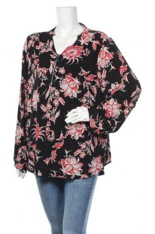 Дамска блуза W. Lane, Размер XXL, Цвят Многоцветен, Вискоза, еластан, Цена 11,34лв.