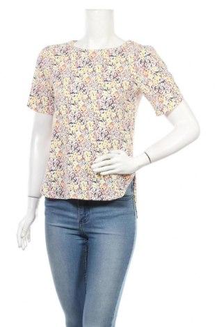 Дамска блуза Warehouse, Размер S, Цвят Многоцветен, 97% полиестер, 3% еластан, Цена 12,60лв.