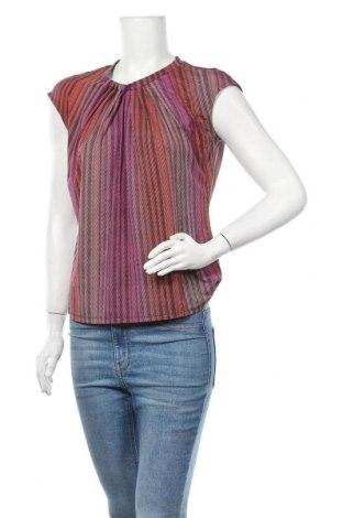 Дамска блуза Worthington, Размер S, Цвят Многоцветен, 95% полиестер, 5% еластан, Цена 17,01лв.