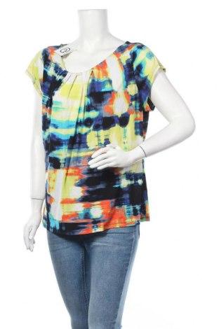 Дамска блуза Worthington, Размер XL, Цвят Многоцветен, 95% полиестер, 5% еластан, Цена 16,96лв.