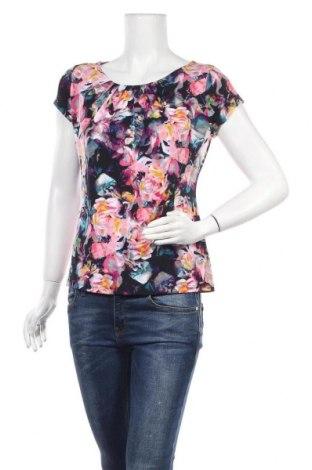 Дамска блуза Worthington, Размер M, Цвят Многоцветен, 95% полиестер, 5% еластан, Цена 11,34лв.