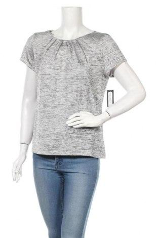 Дамска блуза Worthington, Размер L, Цвят Сив, 98% полиестер, 2% еластан, Цена 27,93лв.