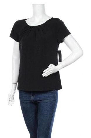 Дамска блуза Worthington, Размер L, Цвят Черен, 95% полиестер, 5% еластан, Цена 39,90лв.