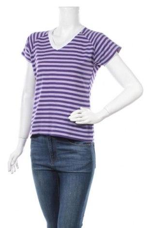 Дамска блуза X-Mail, Размер M, Цвят Лилав, Памук, Цена 13,97лв.