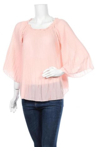 Дамска блуза Zebra, Размер L, Цвят Розов, Полиестер, Цена 5,67лв.