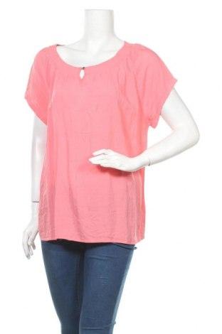 Дамска блуза Zero, Размер XL, Цвят Розов, Вискоза, Цена 13,39лв.