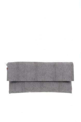 Дамска чанта, Цвят Сив, Еко кожа, Цена 16,07лв.