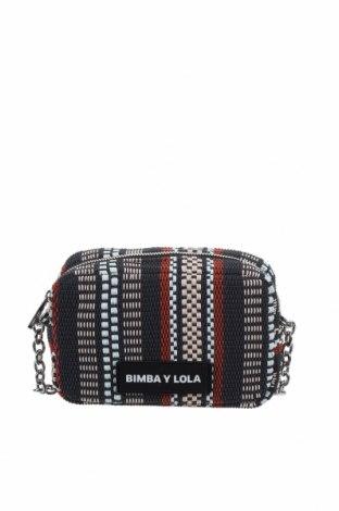 Γυναικεία τσάντα Bimba Y Lola, Χρώμα Πολύχρωμο, Κλωστοϋφαντουργικά προϊόντα, Τιμή 45,21€