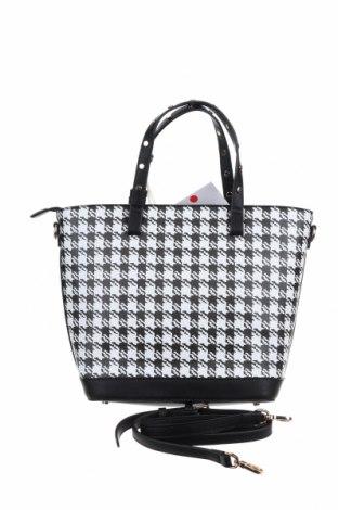 Дамска чанта CAFèNOIR, Цвят Бял, Еко кожа, Цена 60,52лв.