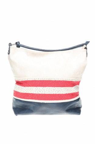 Γυναικεία τσάντα Chantal, Χρώμα Πολύχρωμο, Δερματίνη, κλωστοϋφαντουργικά προϊόντα, Τιμή 29,88€