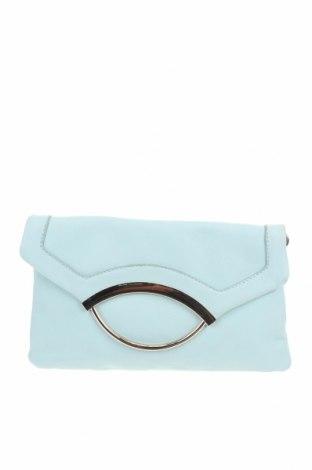 Γυναικεία τσάντα Forever New, Χρώμα Μπλέ, Δερματίνη, Τιμή 15,59€