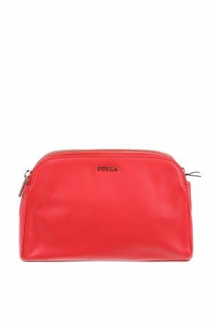 Γυναικεία τσάντα Furla, Χρώμα Κόκκινο, Γνήσιο δέρμα, Τιμή 81,93€