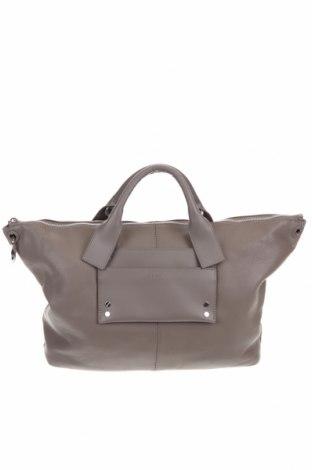 Дамска чанта Liebeskind, Цвят Бежов, Естествена кожа, Цена 142,45лв.
