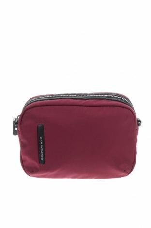 Дамска чанта Mandarina Duck, Цвят Лилав, Текстил, Цена 103,95лв.