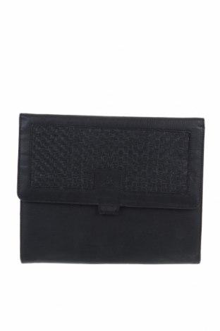 Γυναικεία τσάντα Otto Kern, Χρώμα Μαύρο, Γνήσιο δέρμα, Τιμή 24,12€