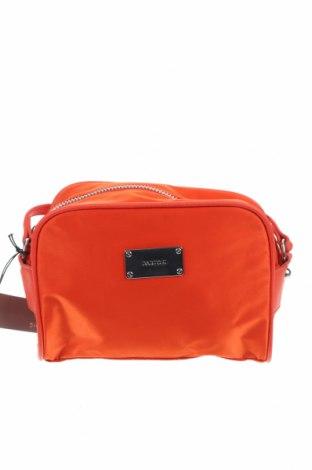 Γυναικεία τσάντα Parfois, Χρώμα Πορτοκαλί, Κλωστοϋφαντουργικά προϊόντα, δερματίνη, Τιμή 20,10€