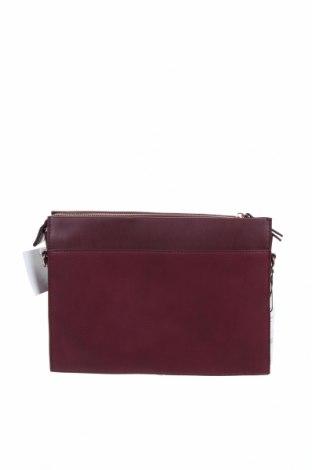 Дамска чанта Parfois, Цвят Лилав, Еко кожа, Цена 33,32лв.