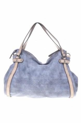 Γυναικεία τσάντα S.Oliver, Χρώμα Μπλέ, Δερματίνη, Τιμή 24,68€