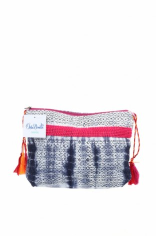 Дамска чанта Sigris, Цвят Многоцветен, Текстил, Цена 40,02лв.