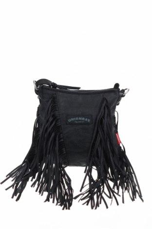 Дамска чанта Unionbay, Цвят Черен, Еко кожа, Цена 13,86лв.