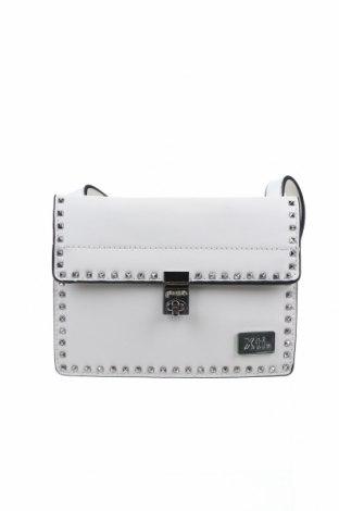 Дамска чанта Xti, Цвят Екрю, Еко кожа, Цена 33,32лв.