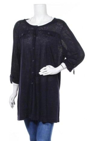 Дамска жилетка Betty Barclay, Размер XL, Цвят Син, Цена 36,00лв.