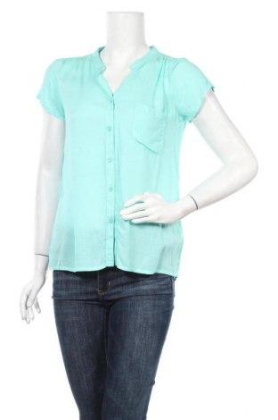 Дамска риза B.Young, Размер M, Цвят Син, Вискоза, Цена 30,87лв.