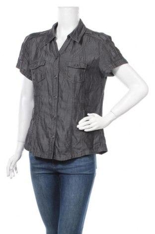 Дамска риза Bonita, Размер M, Цвят Сив, Цена 13,23лв.