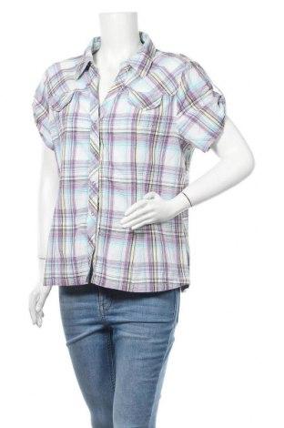 Дамска риза Boule..., Размер XL, Цвят Многоцветен, Памук, Цена 13,39лв.